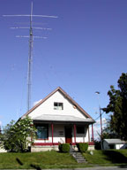 Radio Club of Tacoma Clubhouse